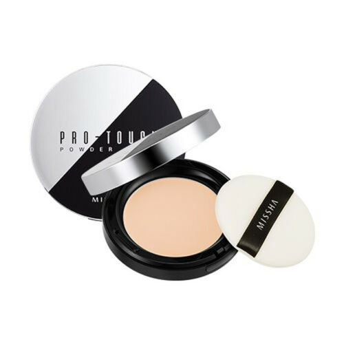 missha pro touch powder pact 2 kinds