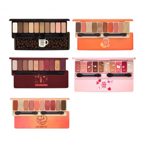 Etude House play color eyes palette 7 kinds
