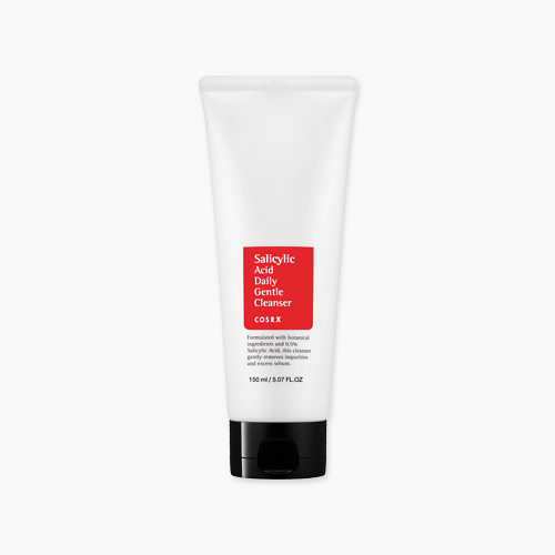 Cosrx Salicylic Acid Daily Gentle Cleanser